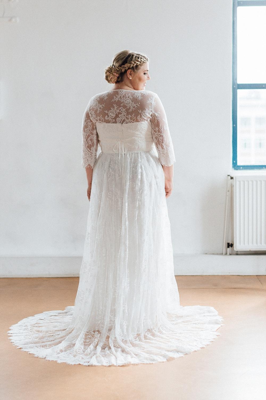 Brautkleid große Größen, Brautkleid ab Größe 44