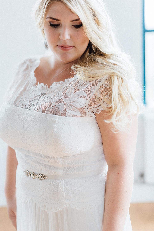 Brautkleider in großen Größen für Plus Size Bräute | Hochzeitsblog ...