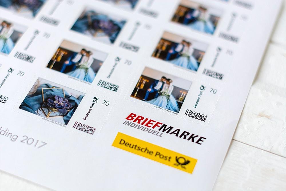Briefmarke Individuell Hochzeit, Briefmarke Individuell Hochzeitskarten, deutsche post briefmarke individuell