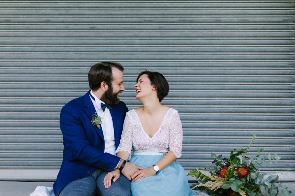 Rustic Greenery Hochzeit
