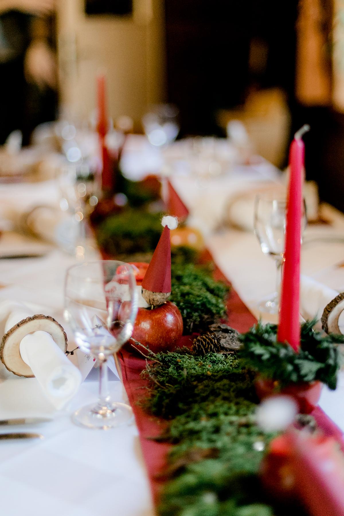 Lassige Winterhochzeit Im Wald Hochzeitsblog The Little Wedding Corner