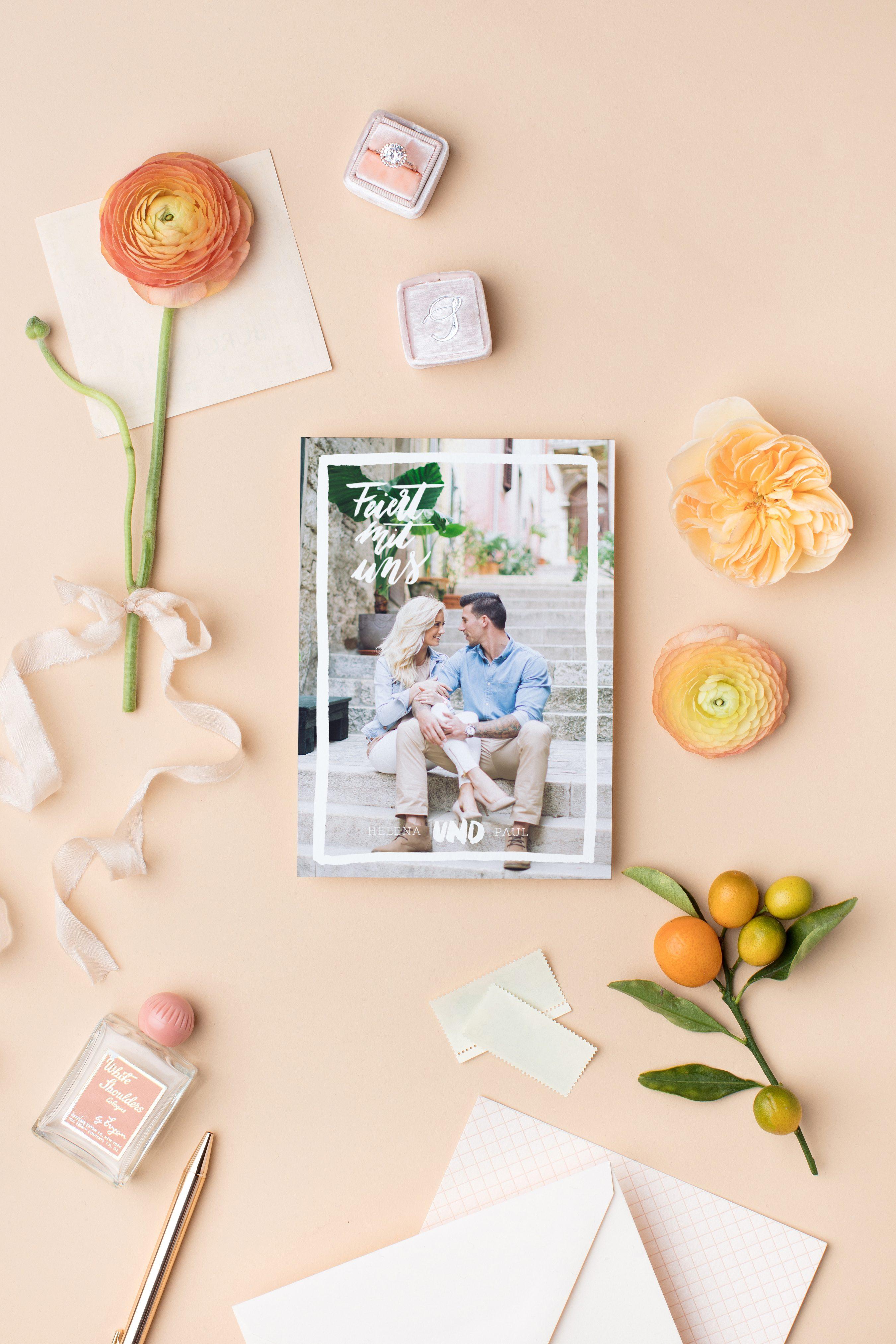Download Hochzeitskarten, Hochzeitskarten Download, Hochzeitskarten zum Runterladen, Hochzeitskarten Digital Vorlage, Hochzeitskarten Brush Lettering