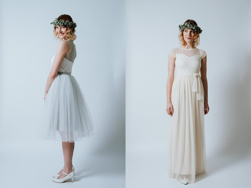Brautkleider unter 500€ von Ave evA 2018