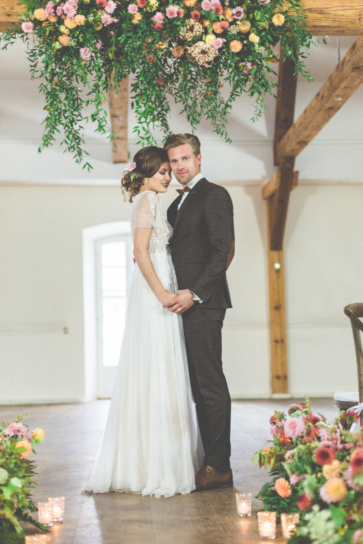 Herbsthochzeit auf dem Land | Hochzeitsblog The Little Wedding Corner
