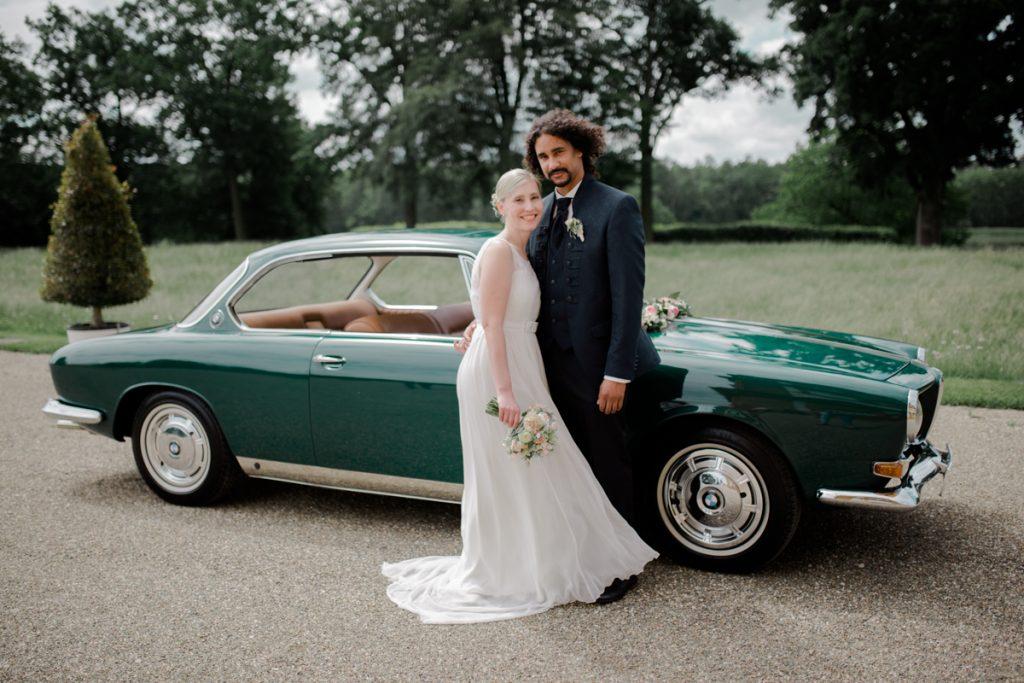 Kreative Vintage Hochzeit