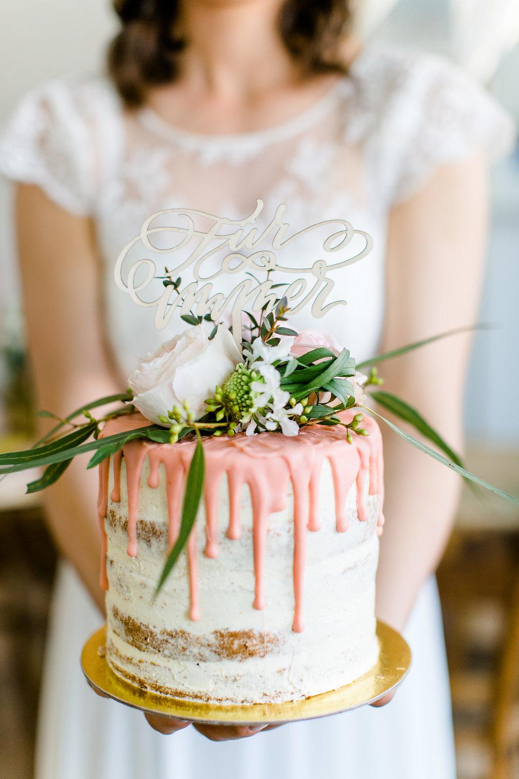Cake Topper Hochzeit Für Immer