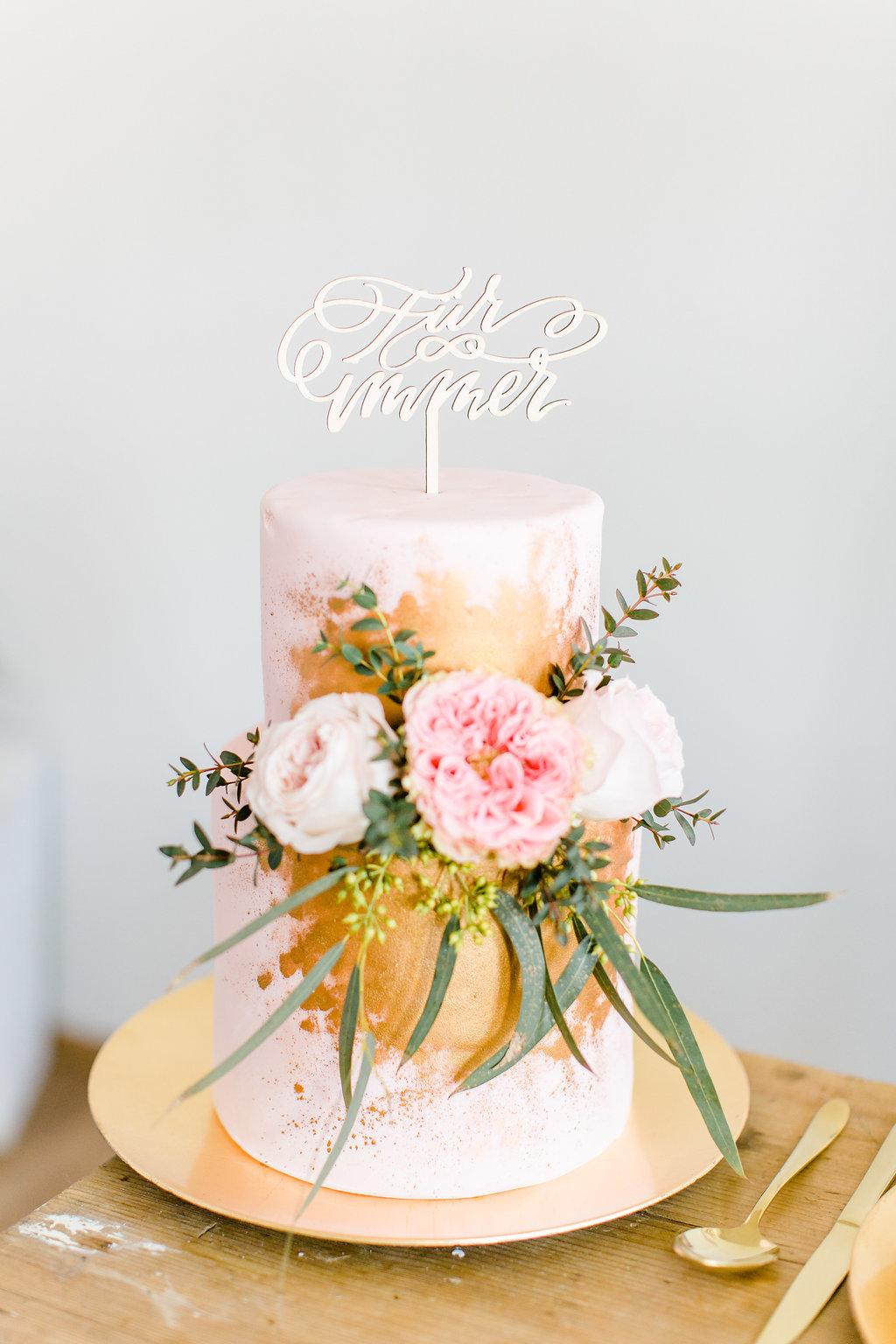 Cake Topper Hochzeit, Tortentopper Hochzeit, Tortenfigur Hochzeit, Tortenstecker Hochzeit, Cake Topper  Für Immer