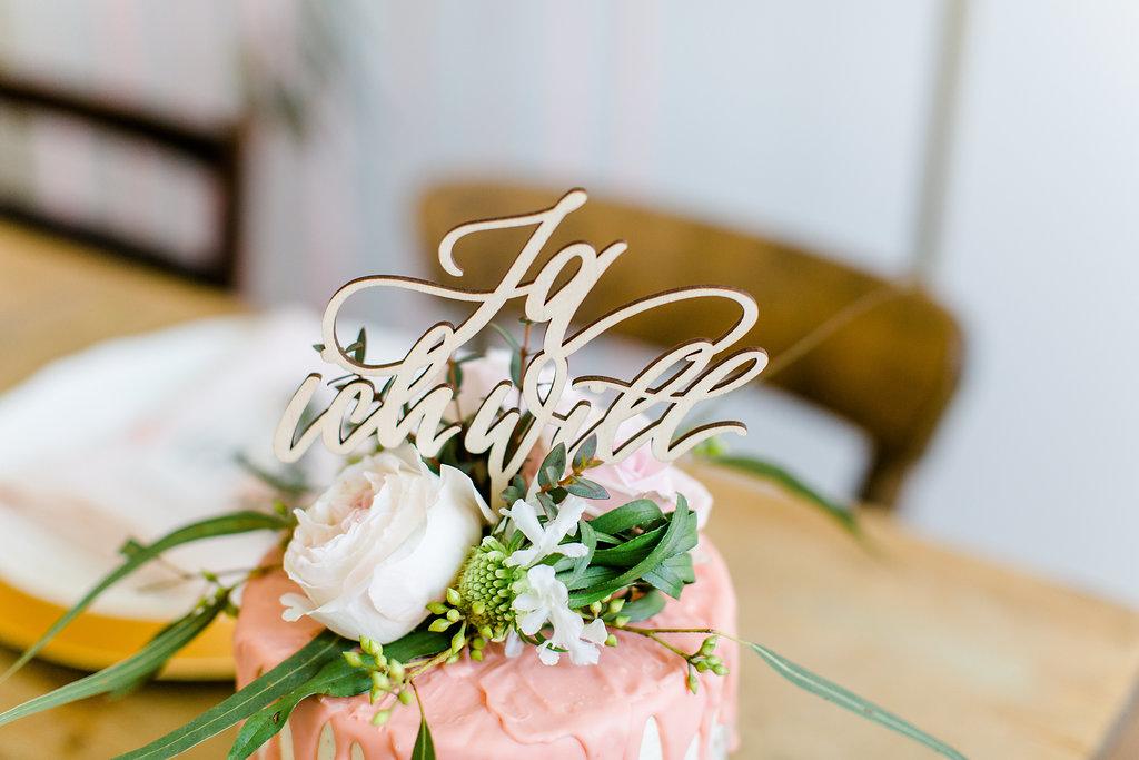 Cake Topper Junggesellinnenabschied, Cake Topper JGA, Cake Topper Hochzeit, Tortentopper Hochzeit