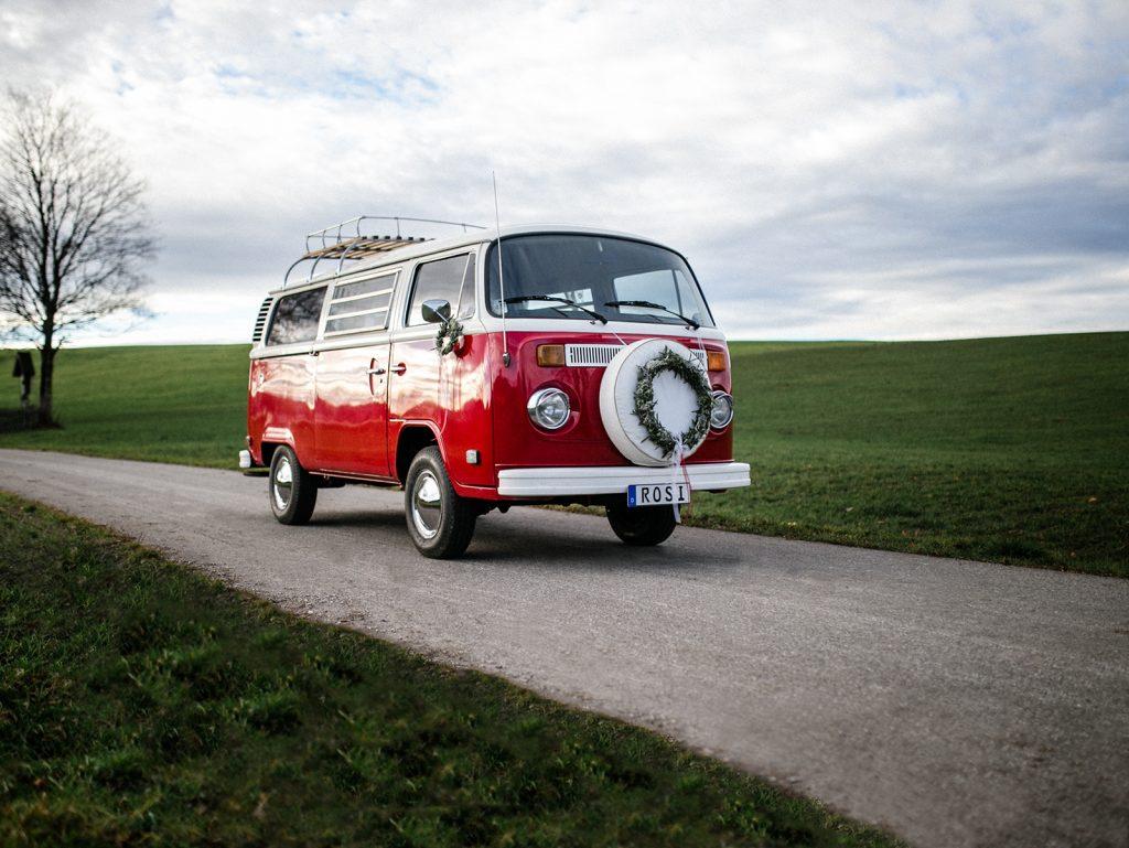 Foto Rosi: Die VW Bulli Fotobox für Süddeutschland