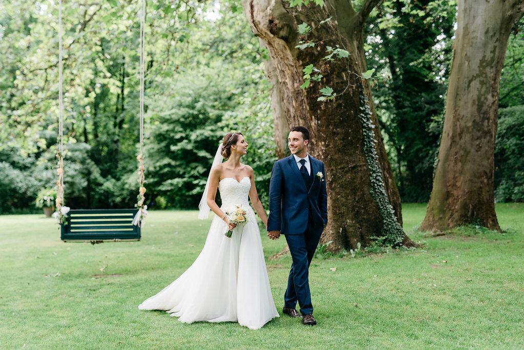 Vintage Hochzeit In Grun Und Apricot Hochzeitsblog The Little