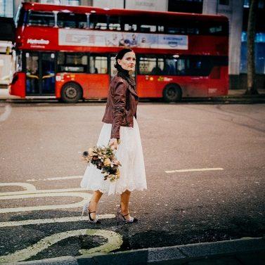 Urban London Wedding