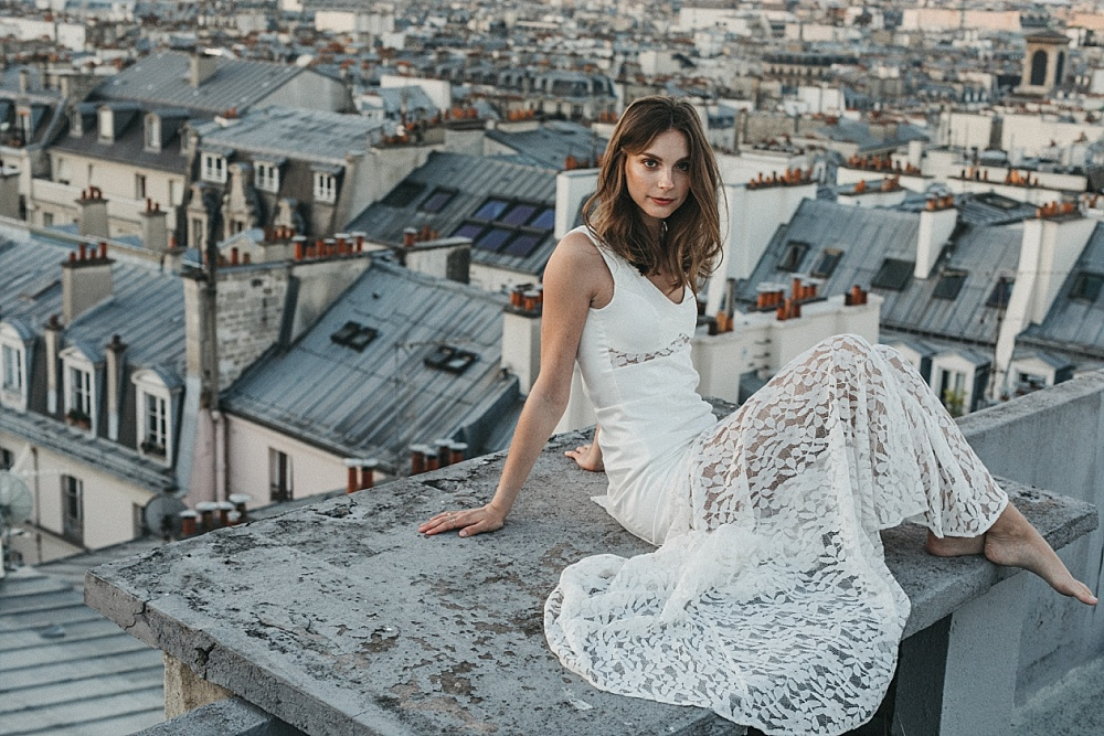 Meet me in Paris – soeur coeur Brautkleid Kollektion 2019