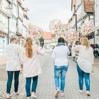 Tipps für den Junggesellinnenabschied (JGA Frauen) und Brautparty
