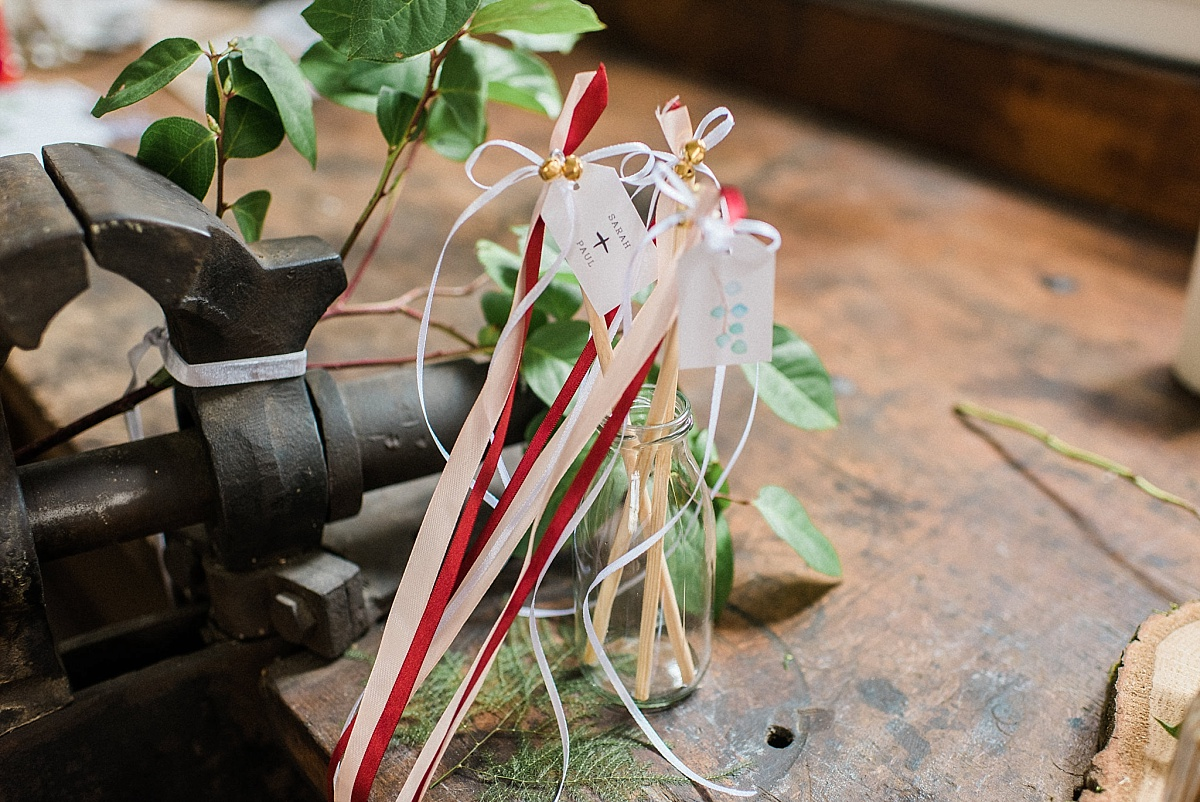 DIY Wedding Wands selber basteln