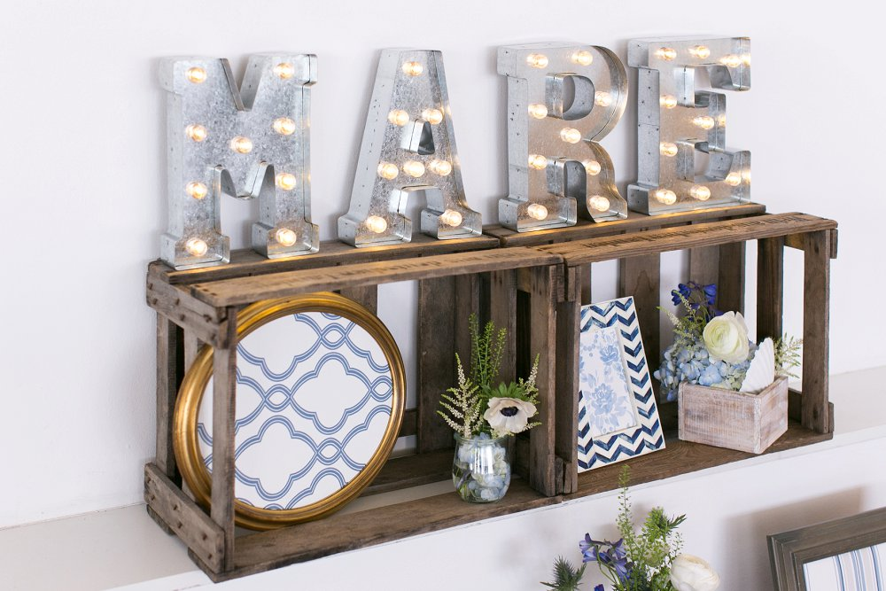 """Maritim Heiraten – Hochzeitskonzept Strandgut & 2 x 1 Exemplar von """"Hübsch eingedeckt"""" zu gewinnen"""