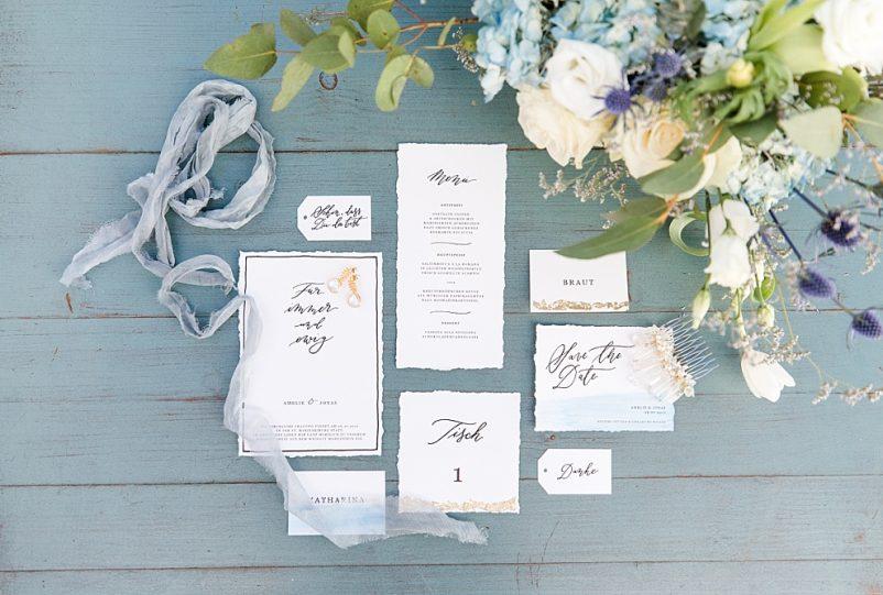 Hochzeitskarten selber drucken