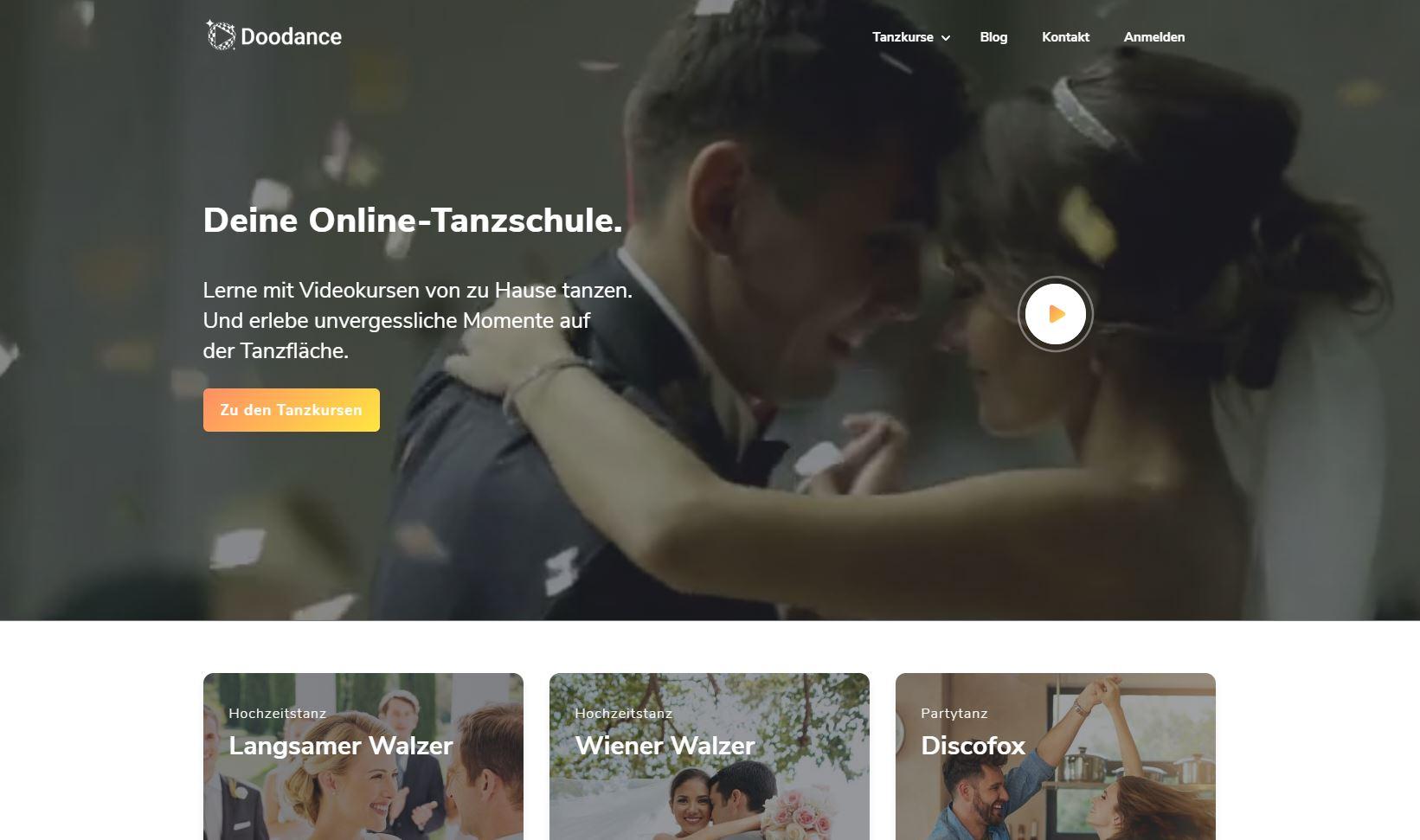tanzen lernen online