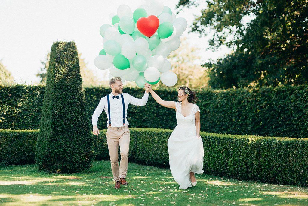 """Romantisch heiraten mit """"Tatsächlich Liebe""""-Die Hochzeitsmesse"""