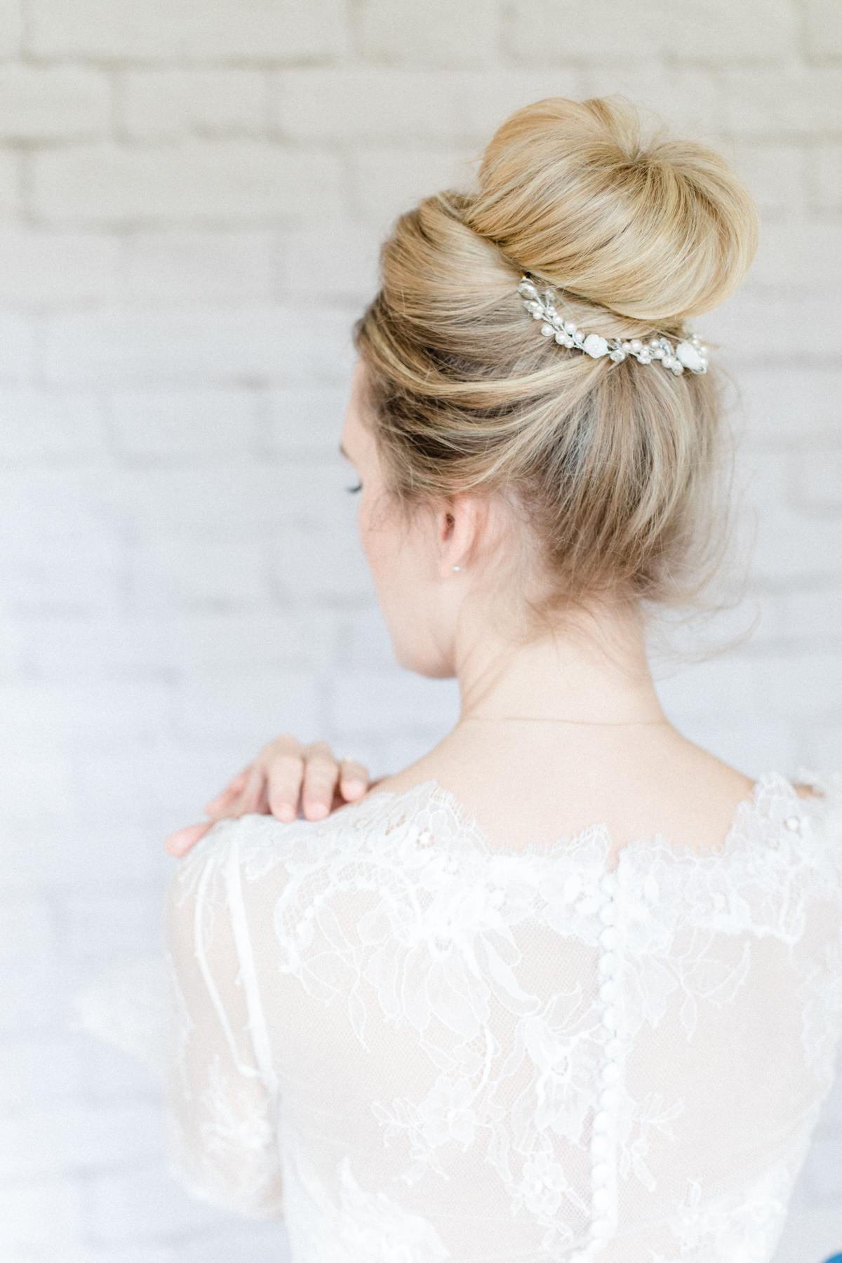 Die Schönsten Brautfrisuren 2018 Für Schulterlange Und Lange Haare