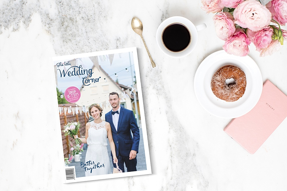 The little Wedding Corner Hochzeitsmagazin 2018/2019 kommt