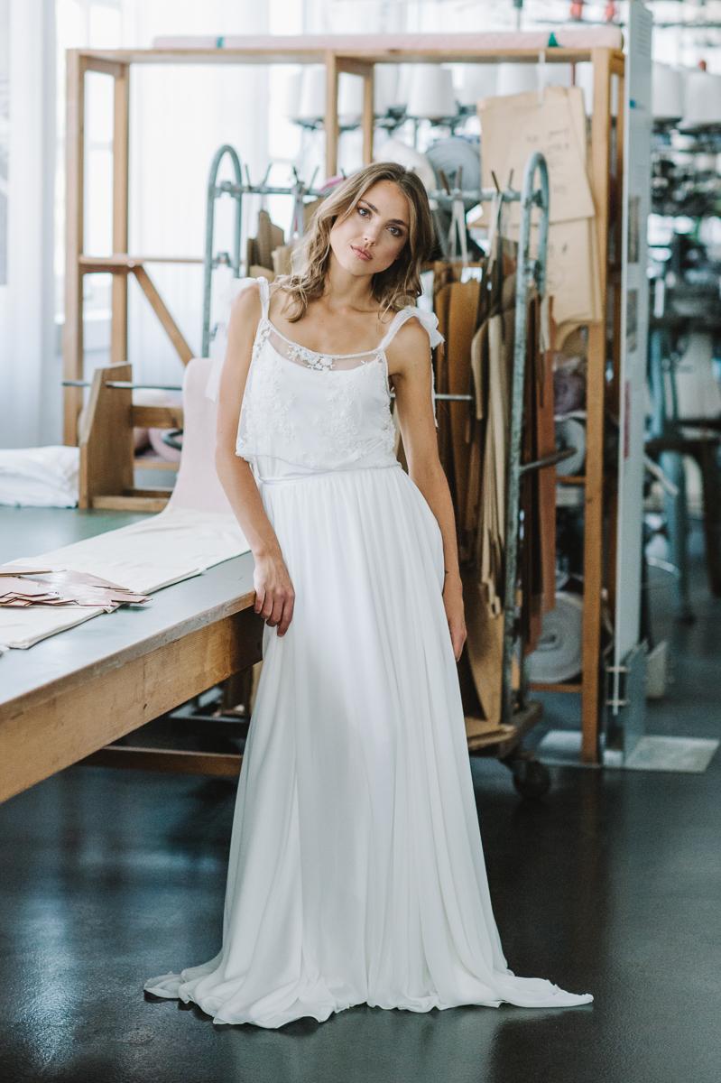 Sina Fischer Brautkleider 2019 Hochzeitsblog The Little Wedding Corner