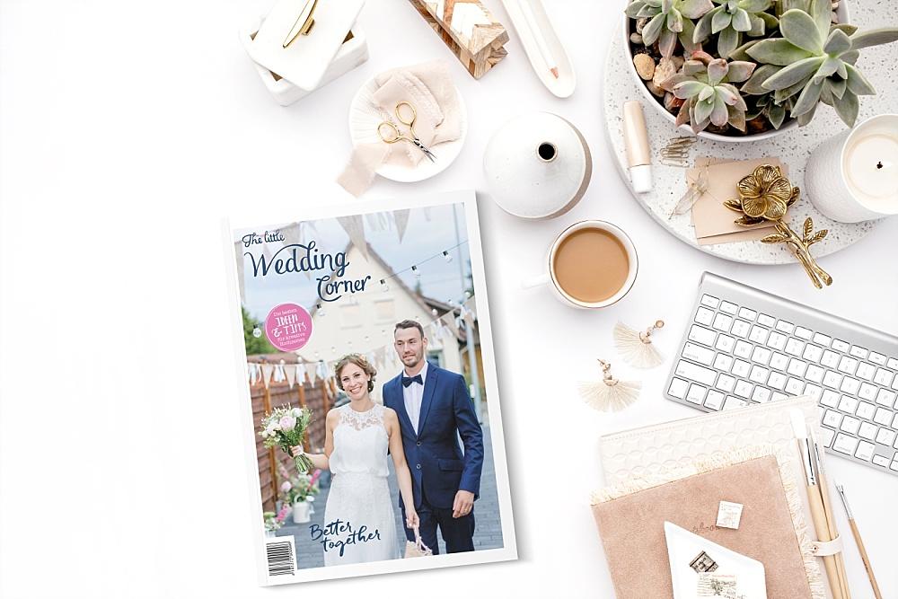 Das TLWC Hochzeitsmagazin 2018/2019 ist da!
