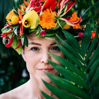 Ideen für eine tropische Sommerhochzeit im Botanikum