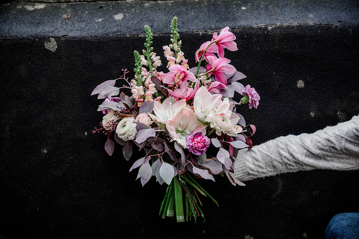 Brautstrauß rosa, Brautstrauß Rosen, brautstrauß Vintage