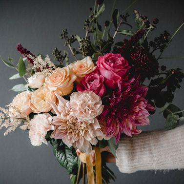 13 Ideen für euren Brautstrauß