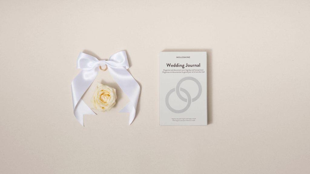 Hochzeitsplanung leicht gemacht mit Moleskine Passion Wedding Journal