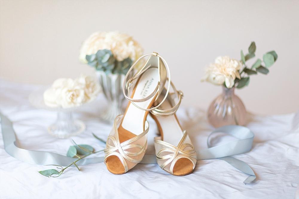 Brautschuhe Tipp: Die Tanzschuhe von Werner Kern