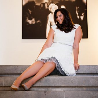 küssdiebraut Plus Size Brautkleid Kollektion für Curvy Brides