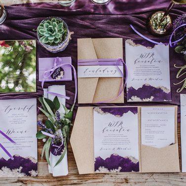 Hochzeitskarten Checkliste und Tipps für die Hochzeitskarten