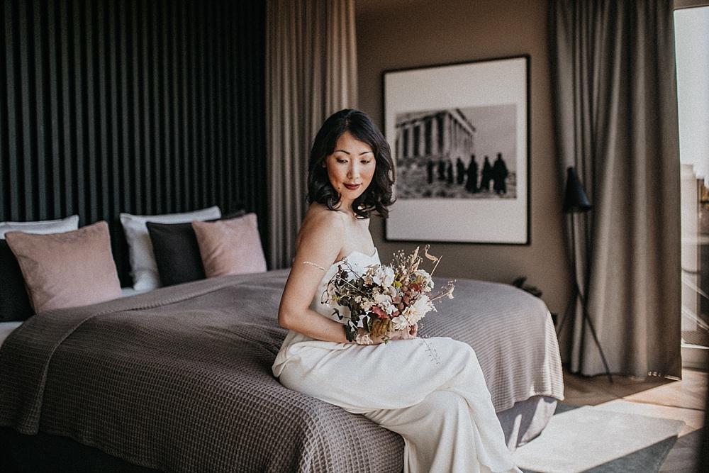 Minimalistisch Heiraten: Ideen für eine City Chic Hochzeit