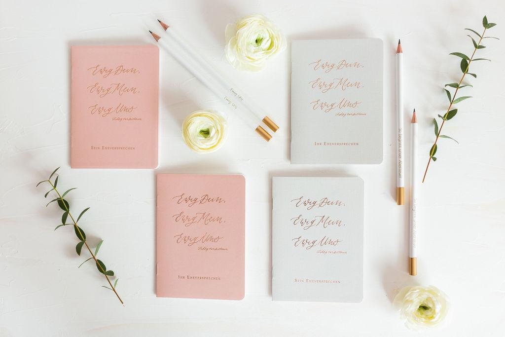 Eheversprechen Büchlein, Eheversprechen Heft, Eheversprechen Buch, Eheversprechen gelübde Trauung, Eheversprechen Trauung