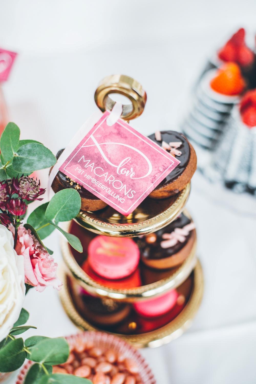 Macarons Hochzeit