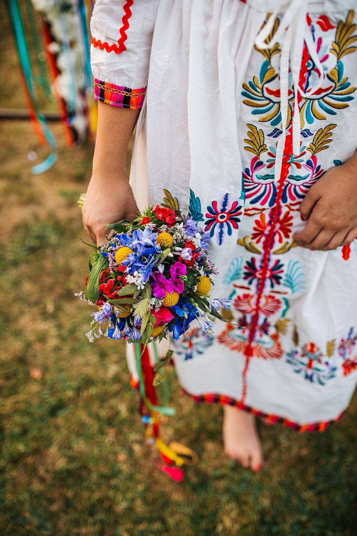 Brautstrauß Midsommar