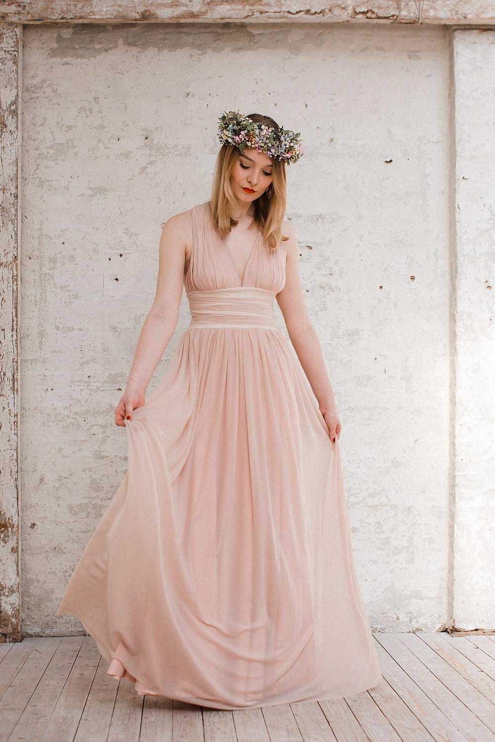 Farben und auffällig Entdecken Sie die neuesten Trends Ausverkauf Kleider für die Trauzeugin und Braut: Die Sommerkollektion ...