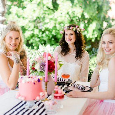 Brautparty als Junggesellinnenabschied
