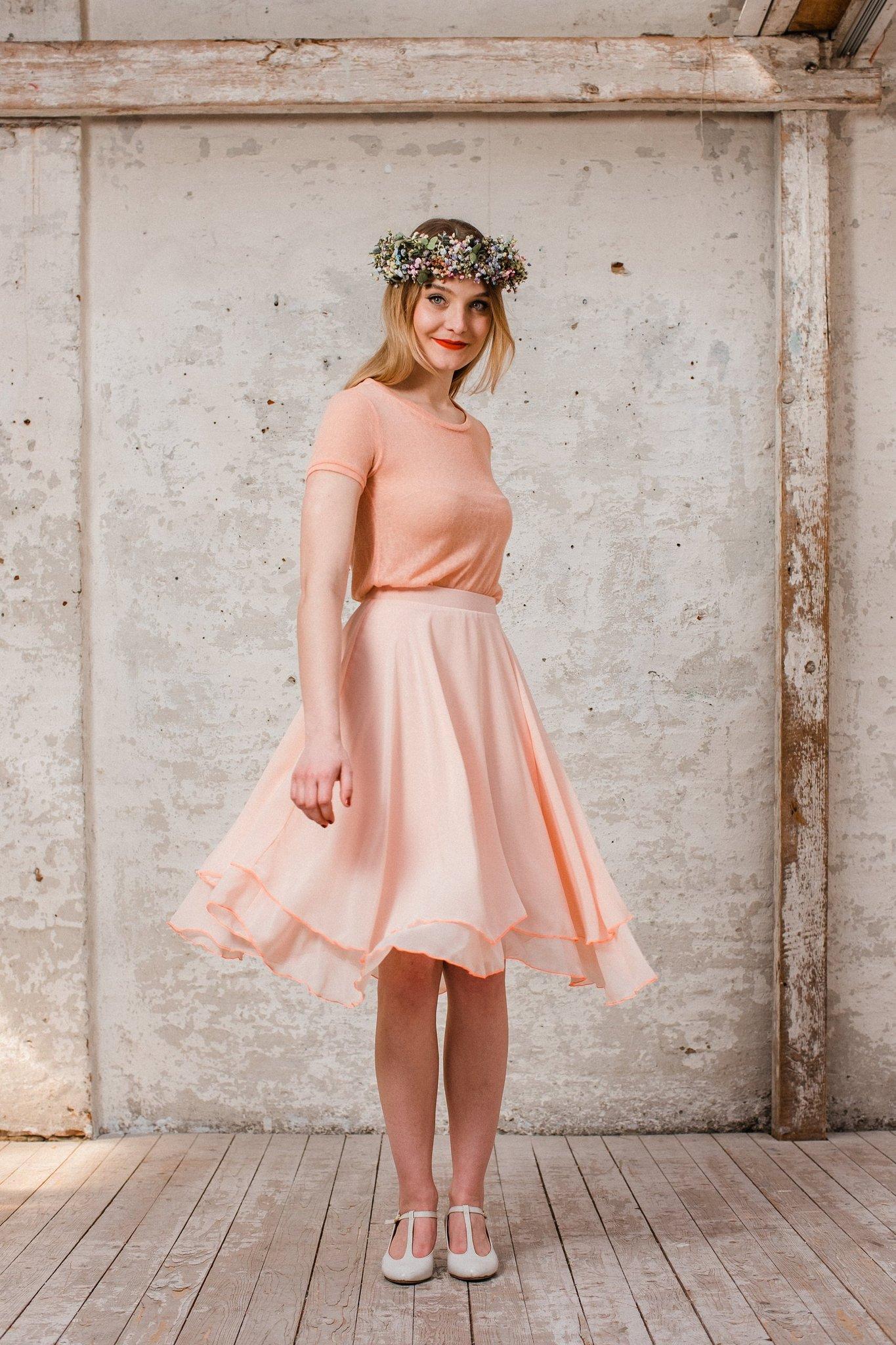 Kleid Trauzeugin, Kleid Hochzeitsgast