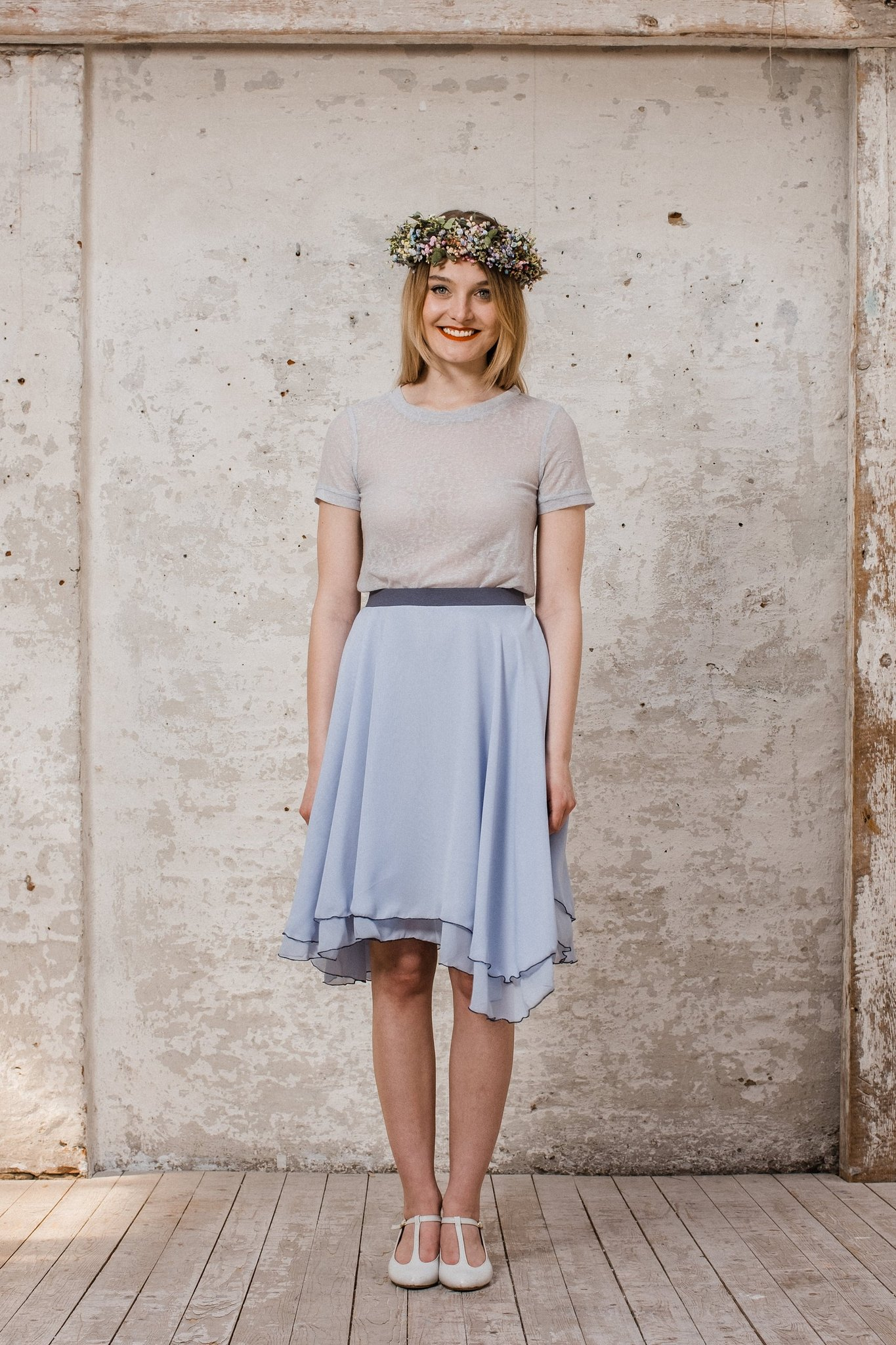 Kleid Trauzeugin Hochzeit, Kleid kurz