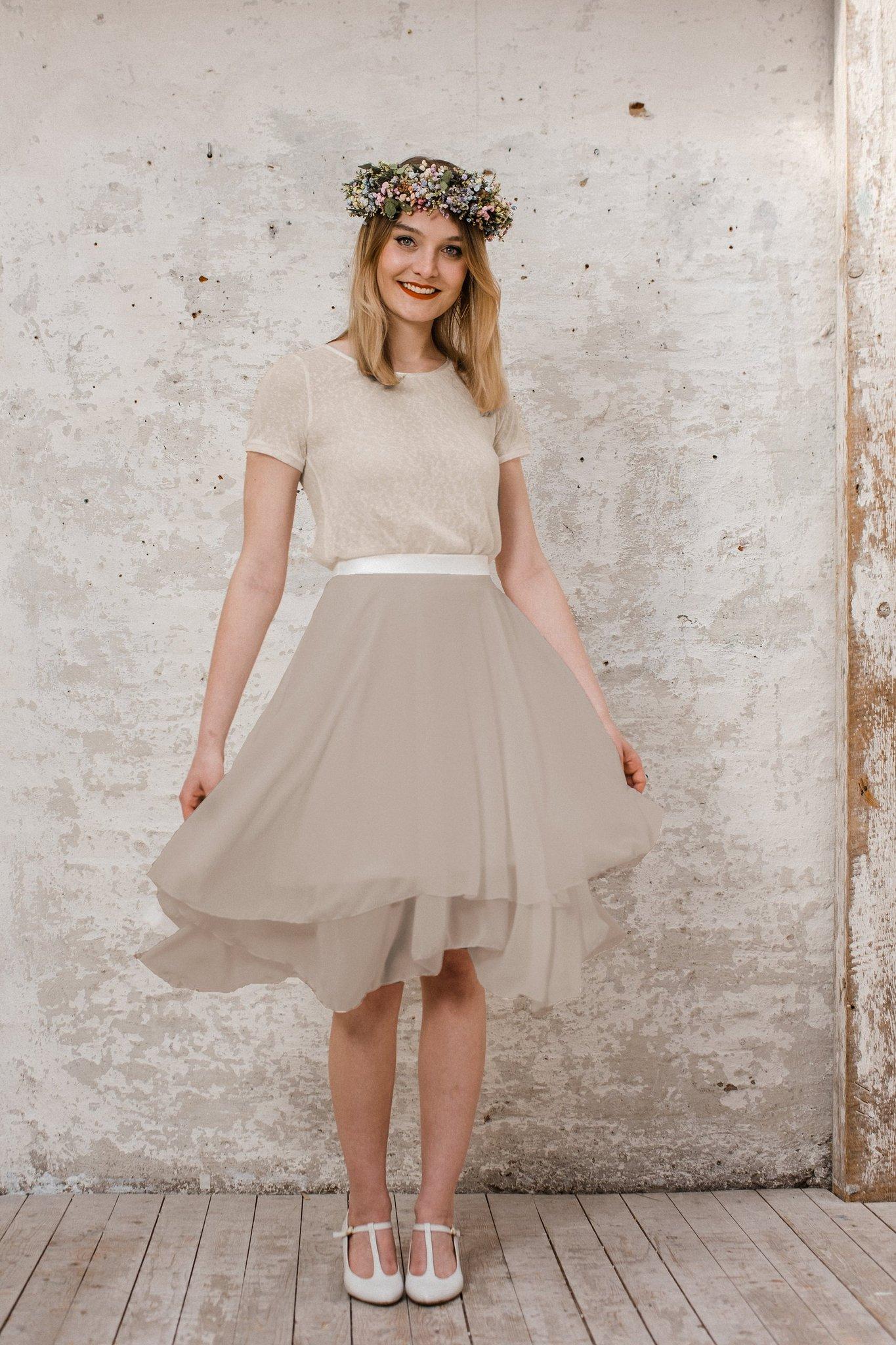 Kleid Trazeugin, Kleid Brautjungfer, Kleid Hochzeitsgast