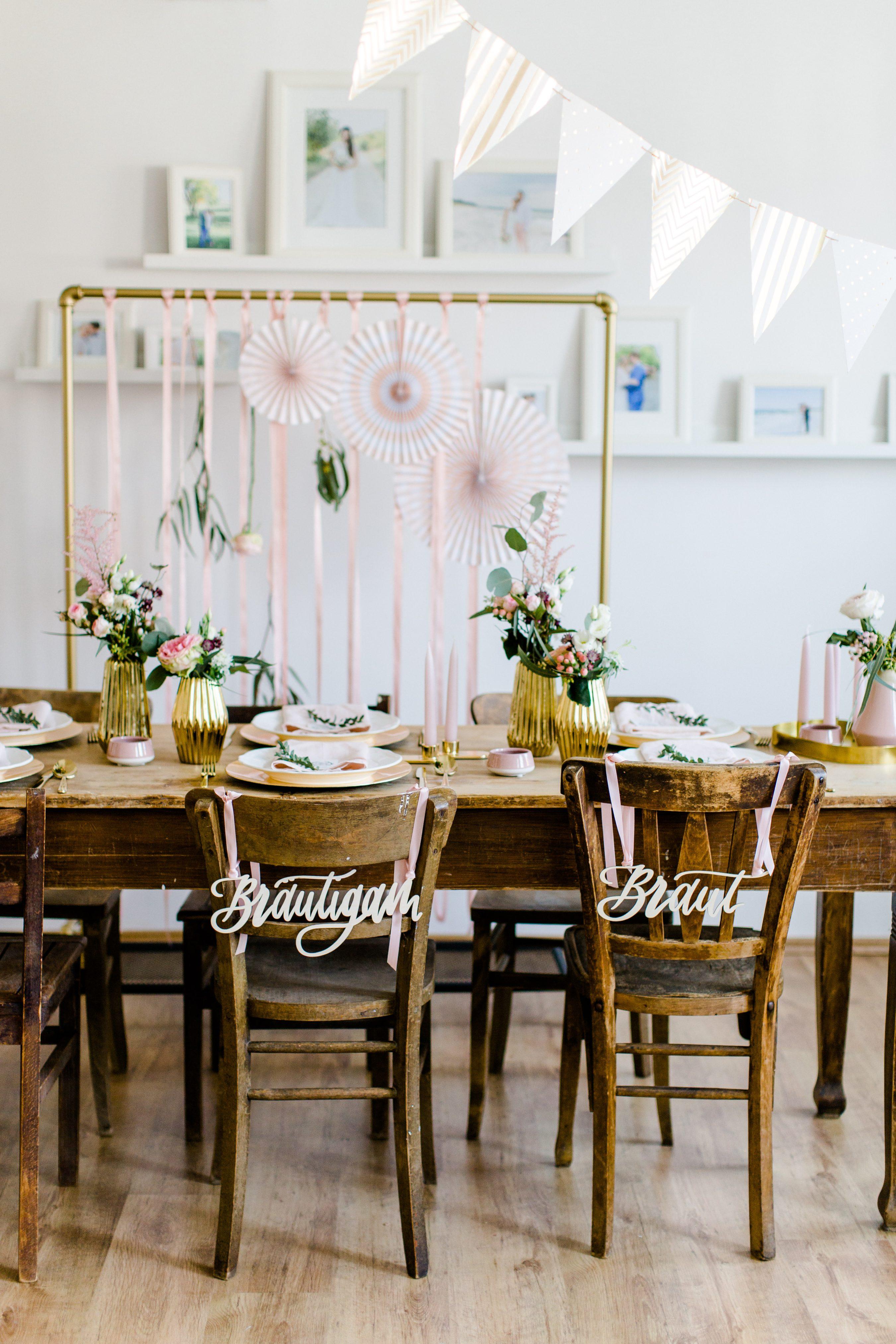 Stuhlschild Hochzeit, Stuhlschild BRaut Bräutigam, Schild Braut Bräutigam, Schild Hochzeit