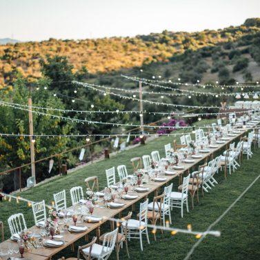 Eine Boho Hochzeit auf Mallorca