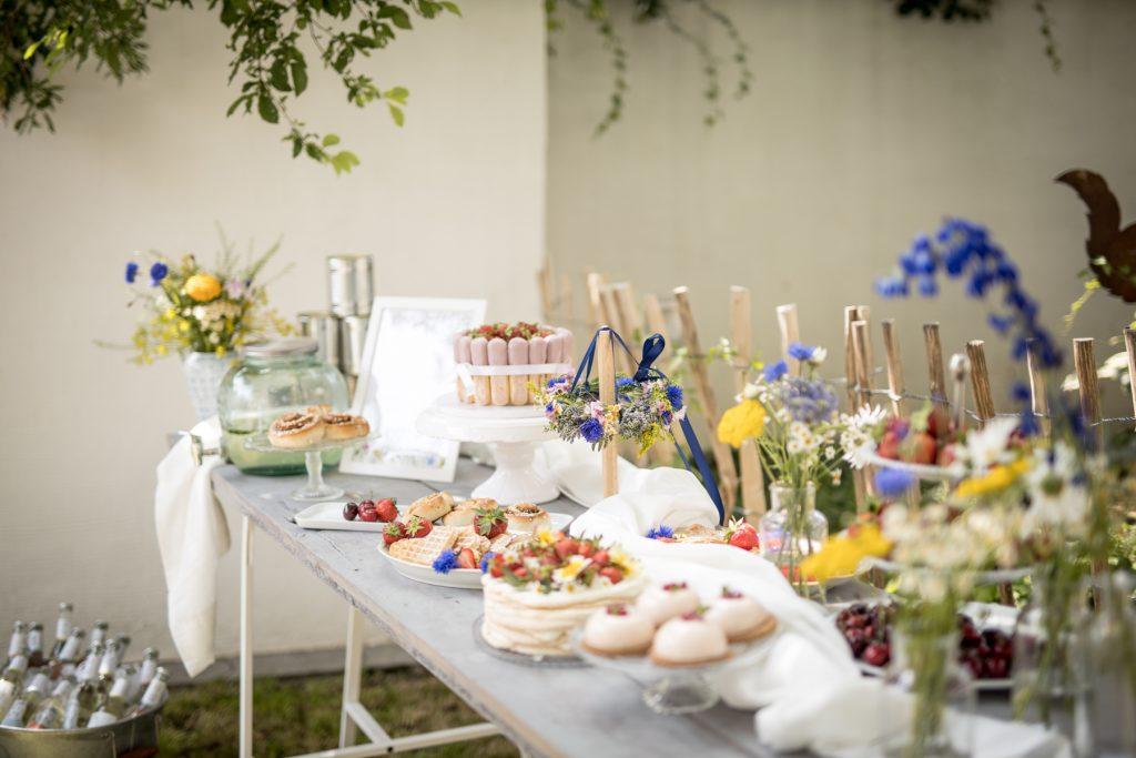 Sweet Table Midsommar Fest