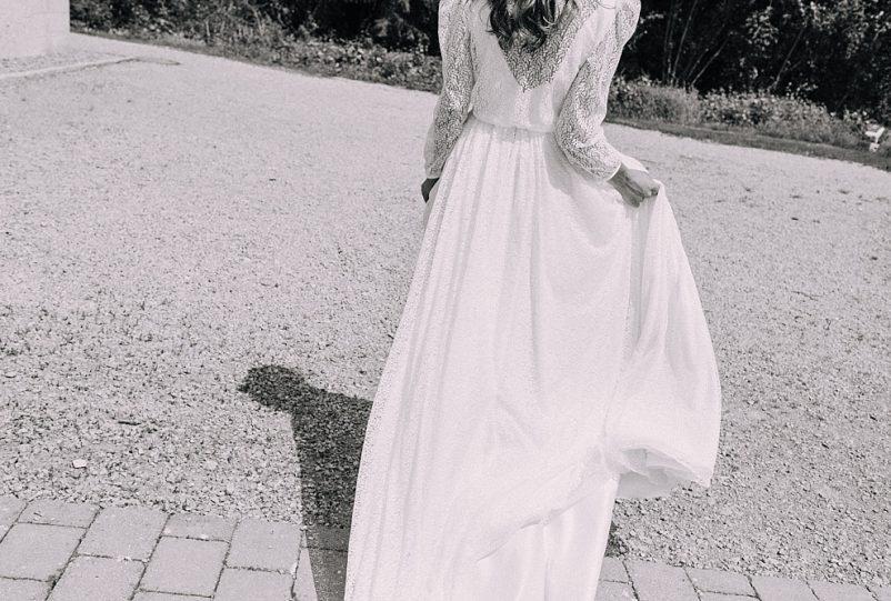 Royalty: Sina Fischer Brautkleid Kollektion 2020