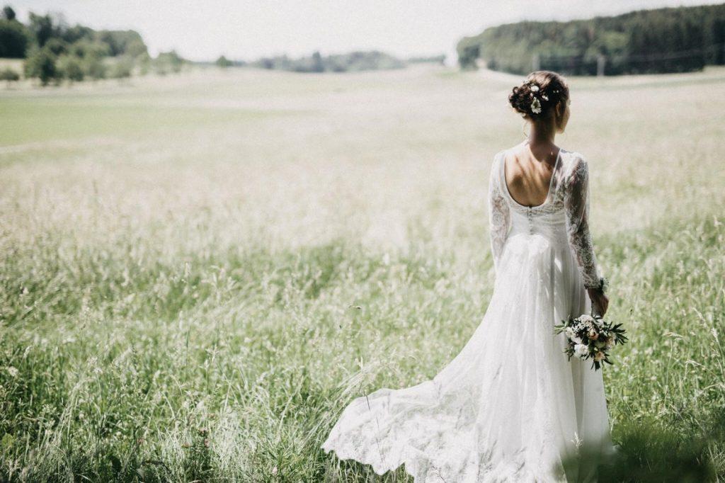 nachhaltig heiraten, nachhaltiges Brautkleid, Brautmode nachhaltig, eco-friendly wedding, grüne Hochzeit, green wedding