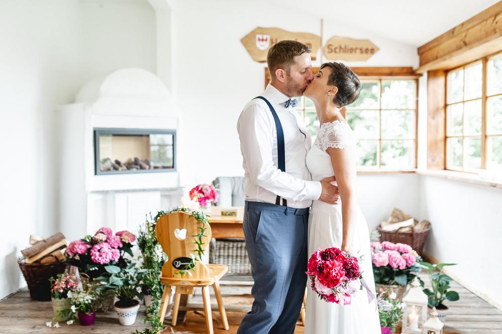 Heiraten auf der Alm im Standesamt Huberspitz Hausham