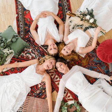 Brautkleid kaufen im Bridal PopUp Store: Experinate Bridal in Stuttgart