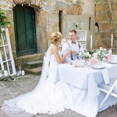 Natural Outdoor Wedding – Ideen für eine natürliche Hochzeit von Liebesgeflüster Messe